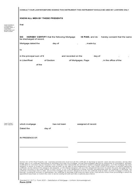 satisfaction of mortgage form satisfaction of mortgage form ideasplataforma
