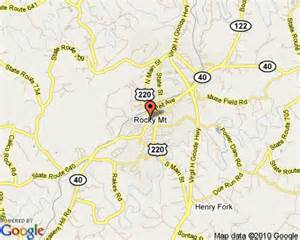 Springfield Comfort Inn Rocky Mount Virginia