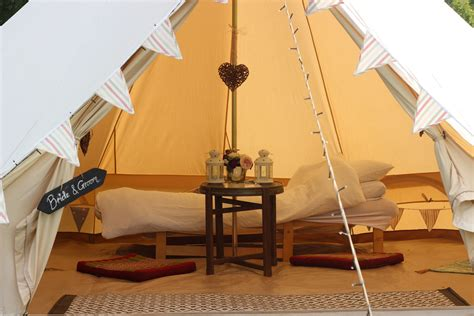 Wedding Bell Tent by Weddings New Forest Bell Tents