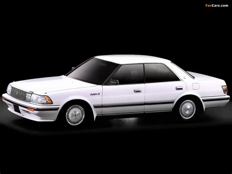 Toyota Crown Zero Toyota Crown Royal Saloon G 3 0 Hardtop Ms137 1987 91