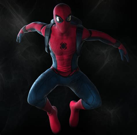 spider homecoming by danny10117 on deviantart