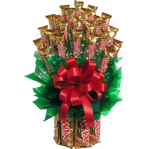 Candy Bouquets Twix Candy Bouquet Chocolate Gifts Arttowngifts Com