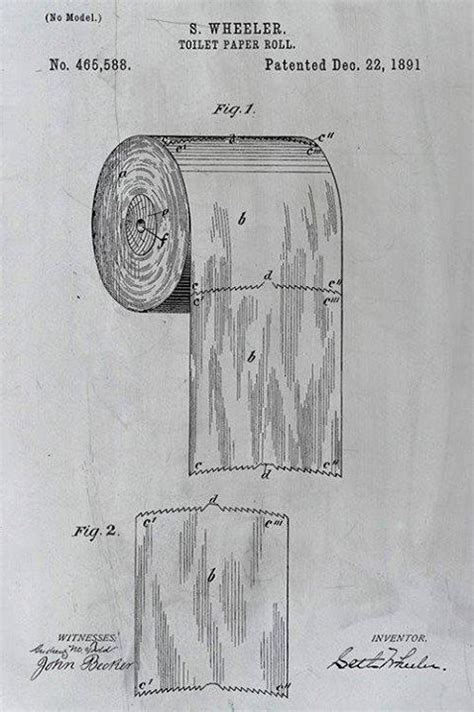 Who Invented Paper - you were right all along the inventor of toilet paper