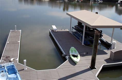 boat slip vs boat dock floating docks resources docks 101 wahoo aluminum docks