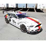 K&ampN Ford Racing Mustang RTR Practice Before NASA American
