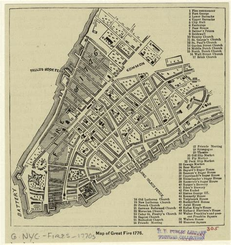 new york 1776 map influence of modernity on new york city analyzing the