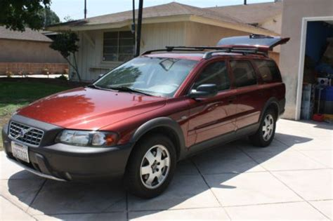 manual cars for sale 2001 volvo v70 regenerative braking find used 2001 volvo v70 xc awd cross country in whittier california united states for us