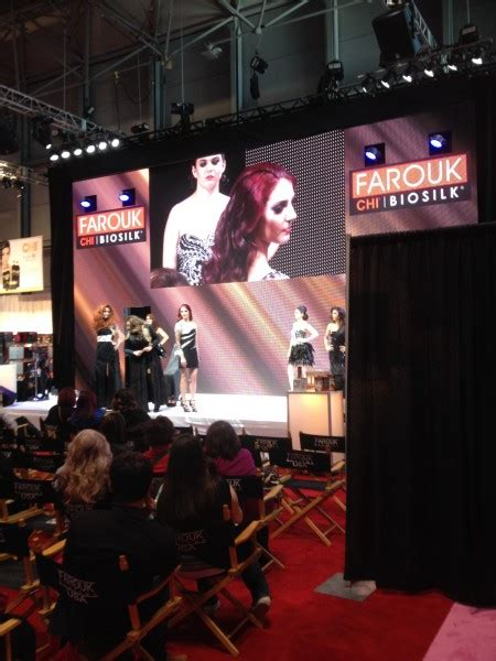 hair show nyx highlights from the 2015 international beauty show new