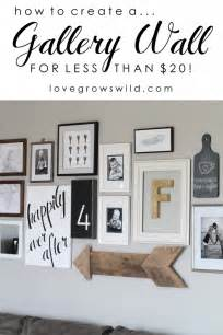 Wall Inspiration Gallery Wall Inspiration And Tips