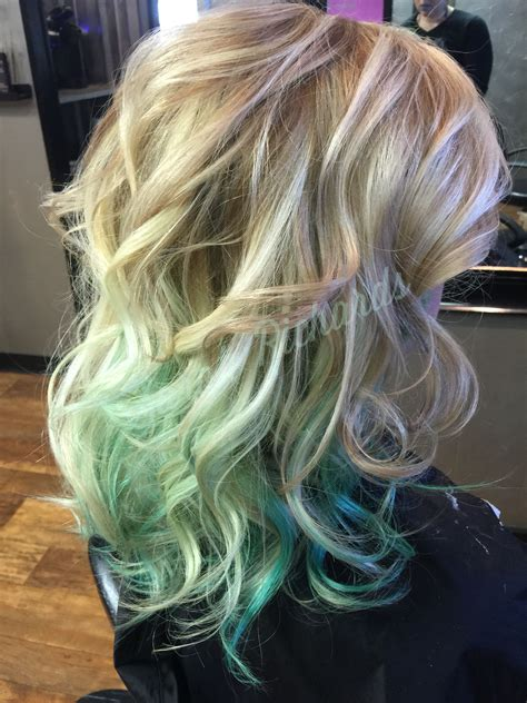 mint color hair and mint green hair g hair