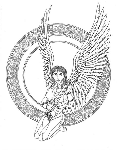 coloring pages for adults zodiac adult coloring page astrology virgo 11