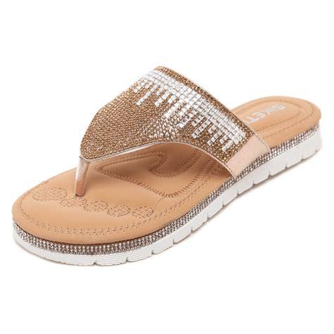 wholesale sandals buy wholesale wholesale rhinestone flip flops from