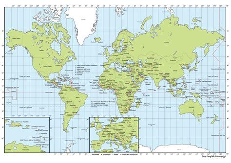 world map with capital cities printable jenis jenis peta guru geografi wonosari