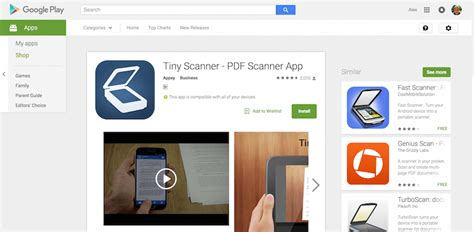 scanner apps for android 10 best document scanner apps for android