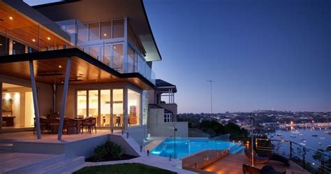Interior Design Home Staging Classes by Modern Backyard By Ritz Exterior Design Australia