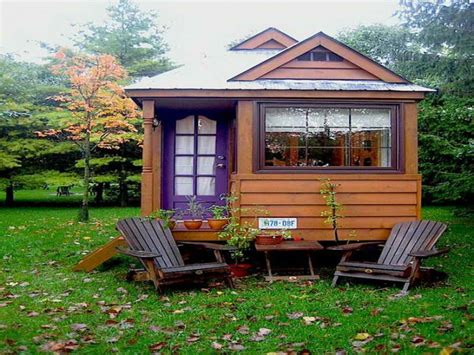Single Story Tiny Homes by Cabin Blueprints Studio Design Gallery Best Design