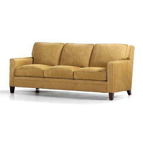 lena sofa hancock and moore 4651 lena sofa discount furniture at