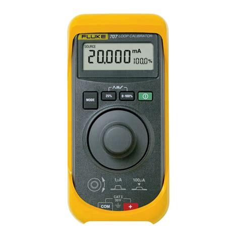 Jual Fluke 705 Loop Calibrator fluke 707 loop calibrator mitchell instrument company