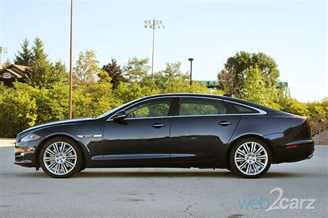 2016 jaguar xjl supercharged review web2carz