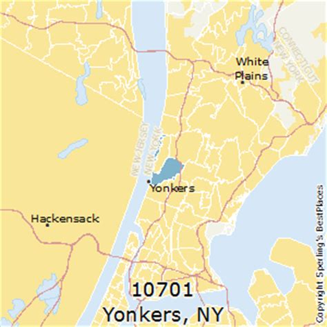 zip code map yonkers ny best places to live in yonkers zip 10701 new york