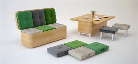 Sofa With Dining Table by Multifunctional Sofa That Can Transformed Into Dining