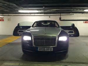 bentley wraith doors what s it like to use a 163 300k rolls royce in we