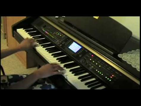 piano with light up light up the sky by yellowcard on piano