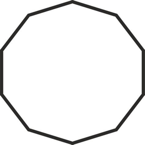 figuras geometricas undecagono dec 225 gono referencia completa
