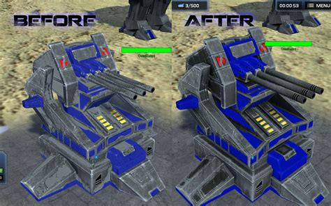 supreme commander mod texture improvements image rev expansion mod rve