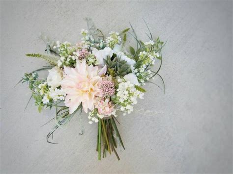 Silk Flowers Wedding Bouquet by Bridal Bouquets Bridal Bouquet Wedding Bouquets Wedding