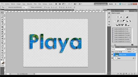 photoshop cs5 superponer imagenes youtube photoshop cs5 texto con imagen de relleno youtube