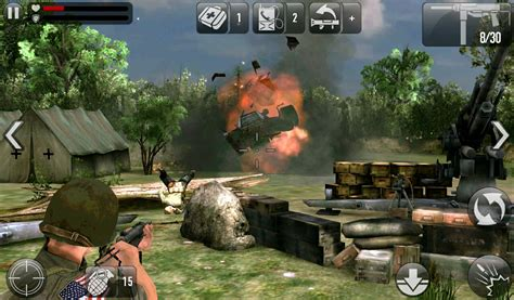 mod game frontline commando d day frontline commando mod d day unlimited apk download