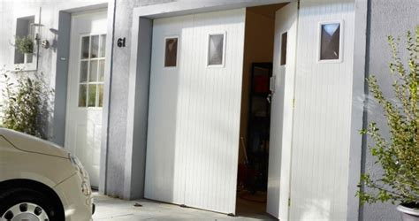 Porte Accordeon 289 des portes de garage pour tous les budgets bienchoisir