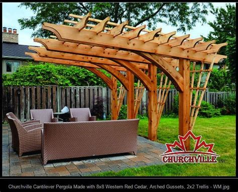 pergolas design architecture cantilevered pergola kits cantilever