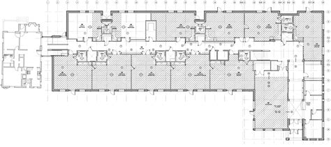 architecture floor plan montessori school architectural plan da ara montessori school plan