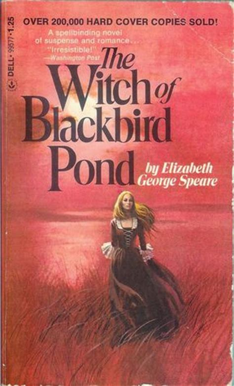 blackbird a novel books the witch of blackbird pond by elizabeth george speare