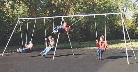 playground swing set parts primary bipod swing sets playground equipment usa