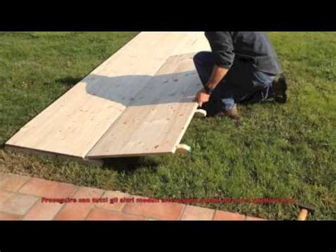 pavimento per gazebo montaggio pavimento per gazebo