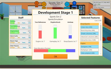 game dev tycoon slider percentage mod game dev tycoon review boxchatter