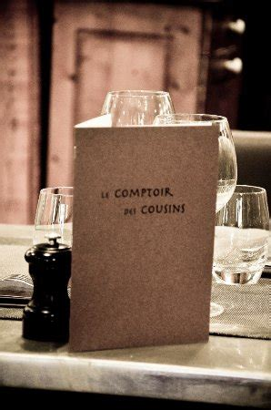 Comptoir Des Fées Lyon le comptoir des cousins lyon omd 246 om restauranger