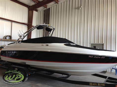 four winns vs regal boats wakeboard tower boat tower waketower speakers pontoon