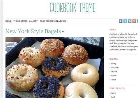 tumblr themes free food cookbook tumblr
