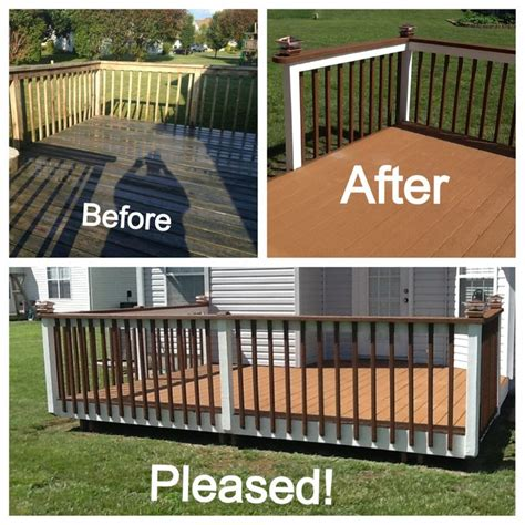 deck restore ideas  pinterest deck lighting
