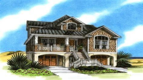 House Plans Coastal by Elevated Coastal House Plans Coastal House Plans On