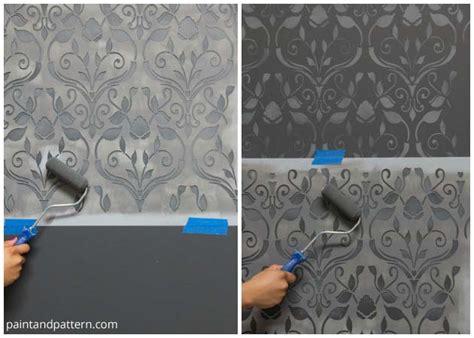 make pattern paint net how to blend 2 stencils into 1 design paint pattern
