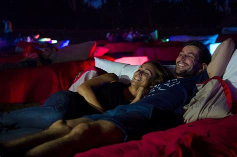 bed cinemas mov in bed open air cinema 2017 sydney