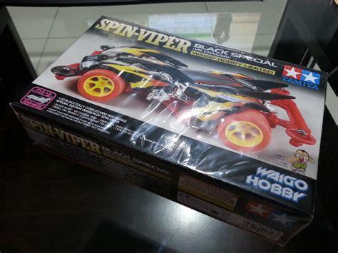 jual tamiya 92316 mini 4wd spin viper waigo hobby