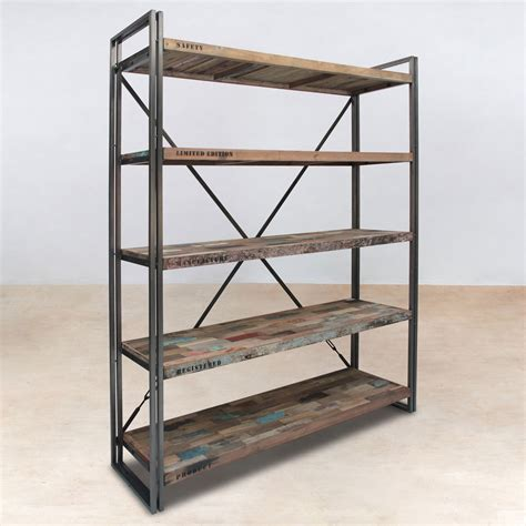 etagere decorative metal etagere metal et bois biblioth 232 que id 233 es de d 233 coration