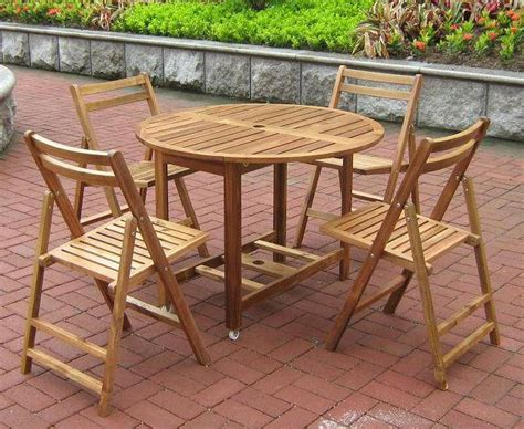 Folding Patio Dining Set Best Folding Outdoor Table And Chairs Folding Table And Chairs Set Outdoor Patio Wooden Dining