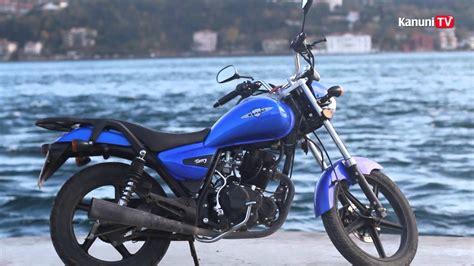 kanuni terry motosiklet youtube
